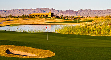 El Rio Golf Club #9 - Photo By Brian Oar - All Rights Reserved 2016