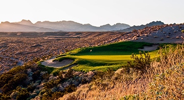 Laughlin Ranch Golf Club #3 - Photo By Brian Oar - All Rights Reserved 2016