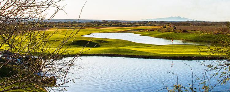 El Rio Golf Club #17 - Photo By Brian Oar - All Rights Reserved 2016