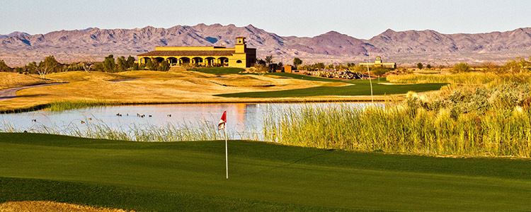 El Rio Golf Club #8 - Photo By Brian Oar - All Rights Reserved 2016