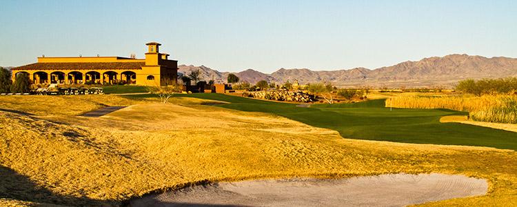 El Rio Golf Club #9 - Photo By Brian Oar - All Rights Reserved 2016
