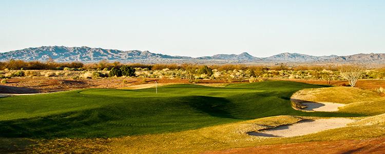 El Rio Golf Club #16 - Photo By Brian Oar - All Rights Reserved 2016