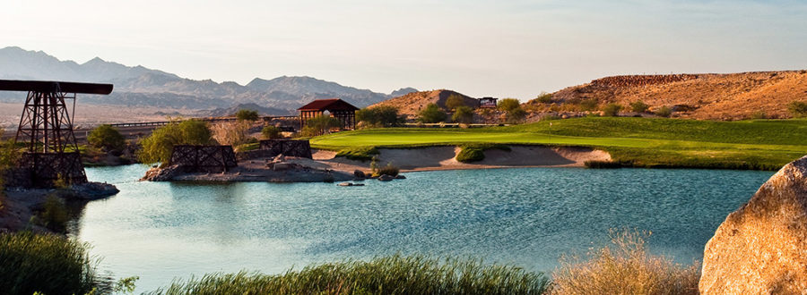 Laughlin Ranch Ranked 13th Among Arizona's Best Golf Courses