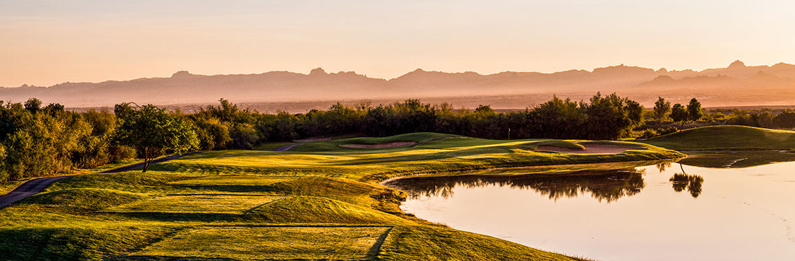Laughlin Nevada's Top Five Par 3's