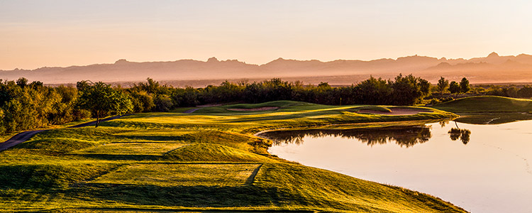 Mojave Resort Golf Club #5 - Photo By Brian Oar - All Rights Reserved 2016