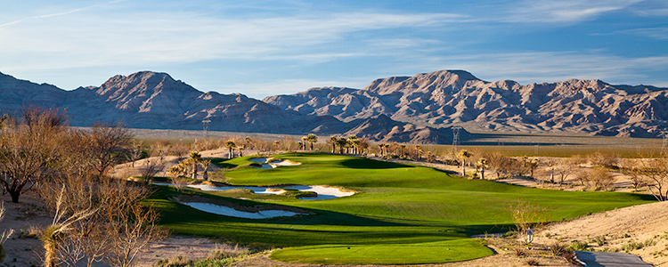 Primm Valley Desert Golf Club #11 - Photo By Brian Oar - All Rights Reserved 2016