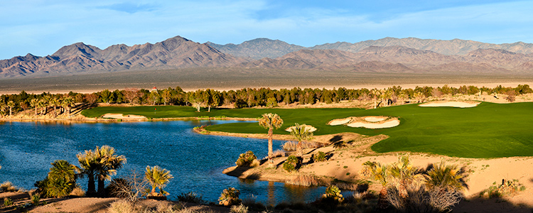 Primm Valley Desert Golf Club #2 - Photo By Brian Oar - All Rights Reserved 2016