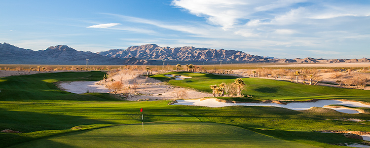 Primm Valley Desert Golf Club #8 - Photo By Brian Oar - All Rights Reserved 2016