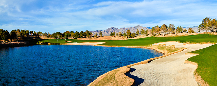 Primm Valley Lakes Golf Club #2 - Photo By Brian Oar - All Rights Reserved 2016