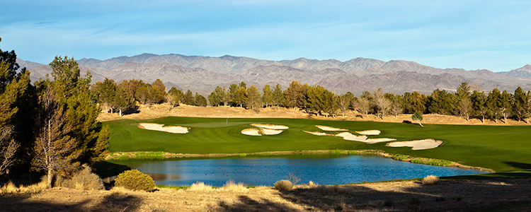 Primm Valley Lakes Golf Club #10 - Photo By Brian Oar - All Rights Reserved 2016