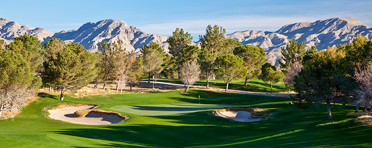 Primm Valley Lakes Golf Club - Photo By Brian Oar - All Rights Reserved 2016